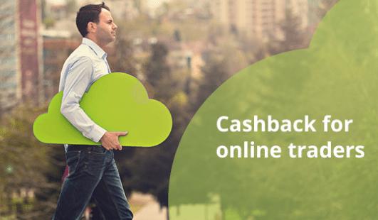 Cashbackcloud Rebates for Online Traders