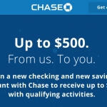 Chase Bank Bonus Coupon Codes – $150, $200, $350, $500 – New $500 Combo Link Available