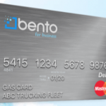 Bento for Business Prepaid Cards