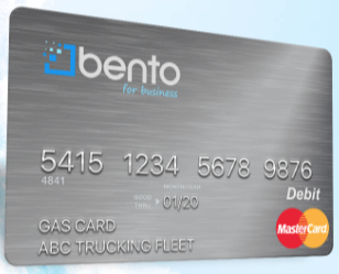 bento for business prepaid cards for employee expenses 125 referral bonus - Business Prepaid Cards