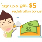 GoCashBack Online and Local Rebates – $5 Sign-Up Bonus ($8 for Students) and $5 Referrals
