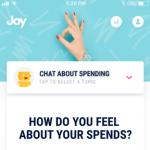 Joy App – Create Happy Money Spending Habits with Free Savings Account