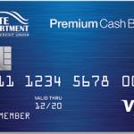 SDFCU Premium Cash Back+ Credit Card