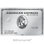 The Business Platinum Card from American Express – 75,000 Membership Rewards Points