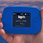Tep Portable WiFi Hotspot