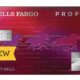 Wells Fargo Propel American Express Card – 30K Bonus Points, 3X Points and $0 Annual Fee