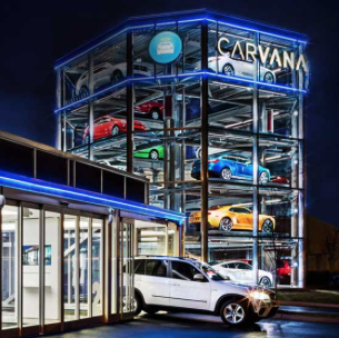 carvana online used automobile sales 500 discount and 500 referrals. Black Bedroom Furniture Sets. Home Design Ideas