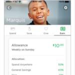 Greenlight Allowance Debit Card for Kids