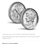 Pinehurst Coins American Eagle 2018 One Ounce Palladium Proof Coin