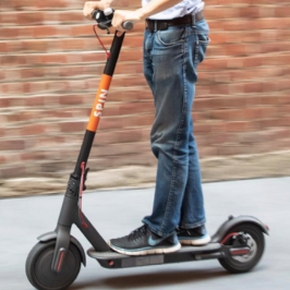 Spin - Scooter Sharing Service: Take Free Rides for Referrals