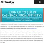 Affinityy Credit Card Portal