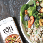 Roti Modern Mediterranean: Get First Meal Free (up to $5) and Earn $3 Referral Rewards