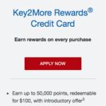 Key2More Rewards Credit Card