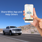 Miles App Instant Delivery Service