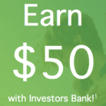 Investors Bank Checking Account Referral Bonuses