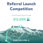 Snowball $12,000 Referral Launch Competition