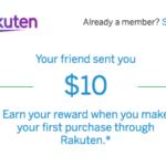 Rakuten Free Bonus Credit