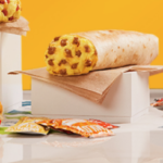 Taco Bell Free Grilled Breakfast Burrito