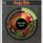 Cafe Rio Mexican Grill App Free Meals
