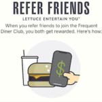 Lettuce Entertain You Referral Bonus