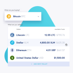 Make more crypto by trading between pairs