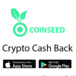 Coinseed Crypto Cash Back Referral Bonus