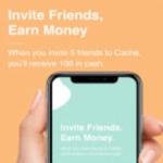 Cache AI Trading Platform Referral Bonus