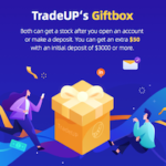 TradeUP Free Stock Referral Gifts