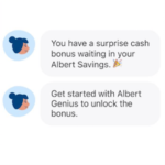 Albert Genius Referral Bonuses