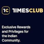 Times Club App Indian Rewards