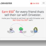 Drivester Referral Bonus Program