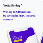 Yotta Savings App Referral Bonus Tickets