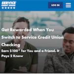 Service Credit Union Pays 2 Know Referral Bonuses