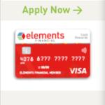 Elements Financial Credit Card Bonus