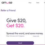 Amuse Weed Delivery Referral Code Discounts