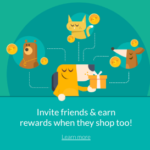Cently Coupons and Cashback Referral Bonuses
