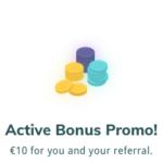 CoinMetro Crypto Referral Bonus Promotion