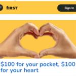 First Financial Bank Ohio $100 Checking Bonus